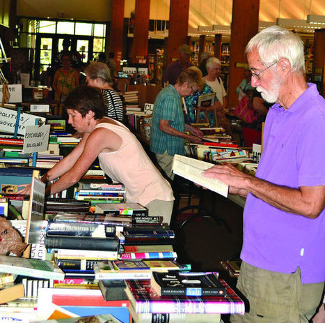 Friends of the E.G. Fisher Public Library book sale | Tennessee Libraries | Scoop.it