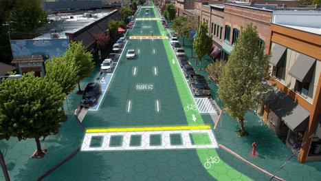 Crazy plan to cover the nation's roads with solar panels raises $1 million | Penser la ville de demain | Scoop.it