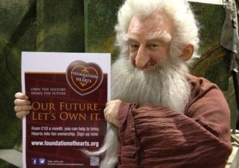 Hobbit actor Ken Stott backs Hearts fans takeover - Scotsman   'The Hobbit' Film   Scoop.it
