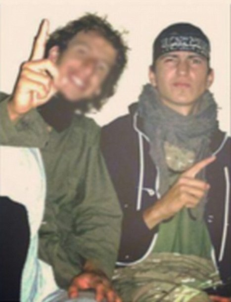 The latest British ISIS fighter to be killed in Syria | @NewDayStarts | Scoop.it