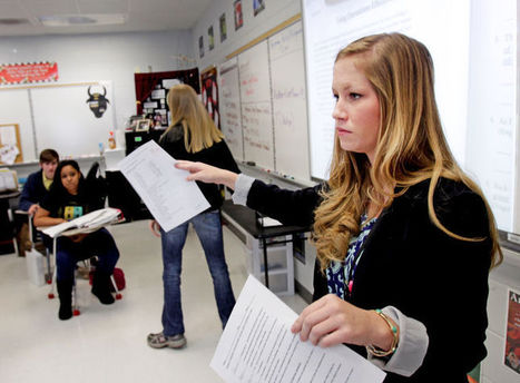 Educators: Teacher-student boundary must be clear - Times Daily | Teaching and Speech and Language Pathology | Scoop.it