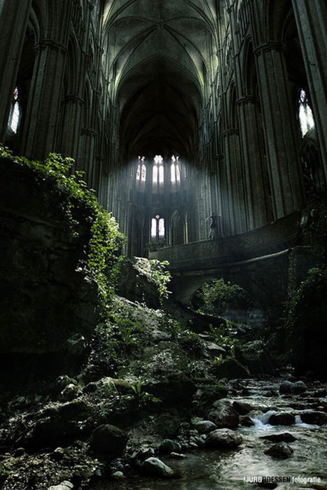 30 Of The Most Beautiful Abandoned Places And