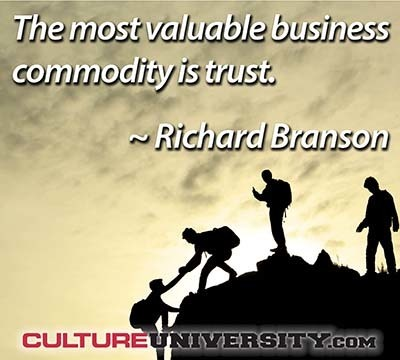 Trust: Going Beyond Compliance and Ethics | Real Leadership! Are You Ready? | Scoop.it