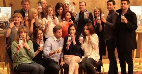 Downton Abbey Cast Responds to 'Water Bottle-Gate' Photo Fail | Prozac Moments | Scoop.it
