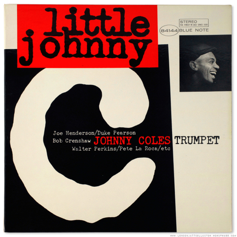 Johnny Coles: Little Johnny C (1963) Blue Note | Jazz Plus | Scoop.it