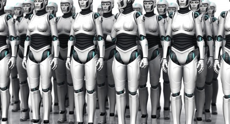 Robots and artificial intelligence could erase 5.1 million jobs by 2020 | Change 2020! | Scoop.it