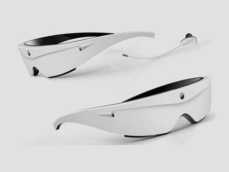 Les lunettes-sonar qui guident les non-voyants grâce au son - Daily Geek Show | le monde des lunettes online | Scoop.it
