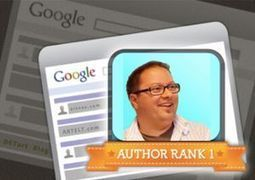 Google Author Rank | Social Media and Internet Marketing | Scoop.it