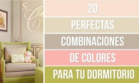 20Perfectas combinaciones decolores para tudormitorio | LOS 40 SON NUESTROS | Scoop.it