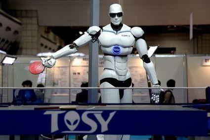 8 domaines où les robots prennent de plus en plus de place | Robotique, intéractions, mouvement | Scoop.it
