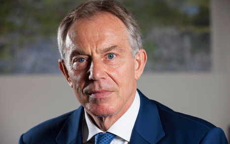 Tony Blair: 'The West is asleep on the issue of Islamist extremism' - Telegraph   The Indigenous Uprising of the British Isles   Scoop.it