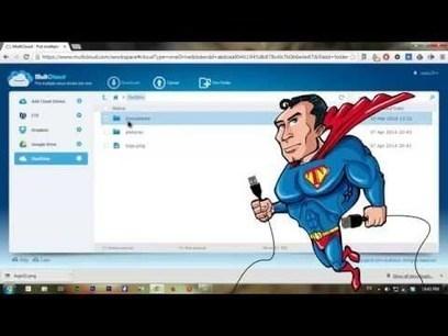 MultCloud: Agrega todos tus archivos de Google Drive o SkyDrive en un solo lugar   Yo Profesor   EDUCANDO EN LA SOCIEDAD DEL CONOCIMIENTO   Scoop.it