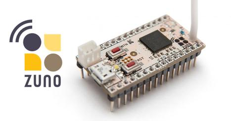 Créez vos propres périphériques Z-Wave avec la carte Z-Uno - News Domotiques by Domadoo | FabLab - DIY - 3D printing- Maker | Scoop.it