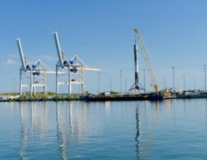 Third recovered Falcon 9 First Stage sails into Port Canaveral | New Space | Scoop.it