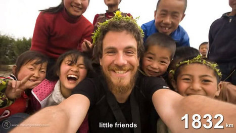 Man Walks Nearly 3000 Miles Through China. - Earth Porm | PHOTO : PⒽⓄⓣⓄ ⅋ + | Scoop.it
