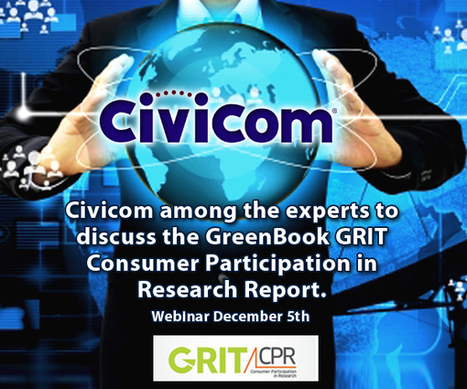 Civicom Joins Panel of Experts on GreenBook GRIT Consumer Research Report - Civicom Marketing Research News Site   cervical cancer   Scoop.it