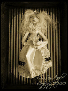 LuLus Apple Sauce: 8/10 Art Doll Preview Day! | Art Dolls | Scoop.it