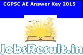 CGPSC AE Answer Key 2015 | Assistant Engineer Paper Solutions | JobsResult.in | Scoop.it