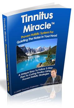 Tinnitus Miracle Cure | self help | Scoop.it