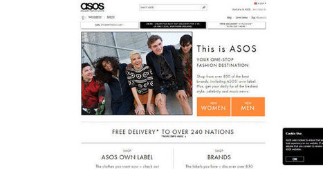 Asos to introduce zonal pricing | E business | Scoop.it