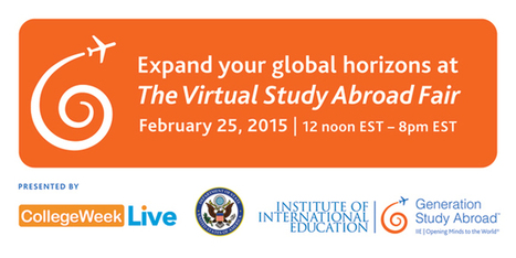 Generation Study Abroad | Virtual Fair | Going Abroad | Scoop.it