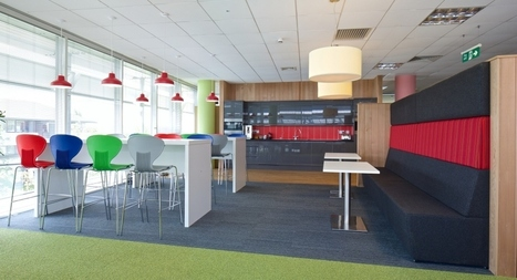 New office fit-out completed for Idox Group | Design & Architecture | Scoop.it