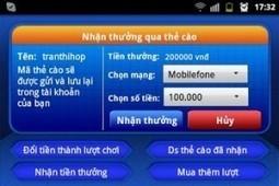 Game Ai Là Triệu Phú Online 2013- Tải Ai Là Triệu Phú 2 Miễn Phí | Game Mobile Hot | Scoop.it