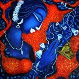 Buy Indian Contemporary Art Online | Buy Indian Art - Best College Art | Best College Art In India | Scoop.it