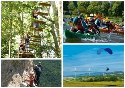 Activités 100 % nature : les meilleurs spots en Aveyron | L'info tourisme en Aveyron | Scoop.it