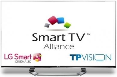 Smart TV Alliance: des applications unifiées pour TV connectées | La televisión del futuro | Scoop.it