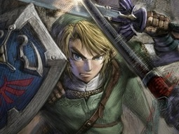 LoZ fifa 16 : Twilight Princess en artworks | aion gold | Scoop.it