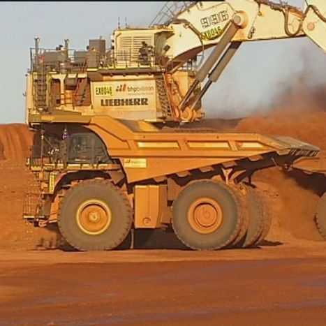 Robotic trucks taking over in Pilbara as mines shift to automation | leapmind | Scoop.it