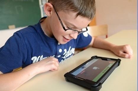 Au service des enfants handicapés, outils et ressources numériques | MDL Aix | Scoop.it