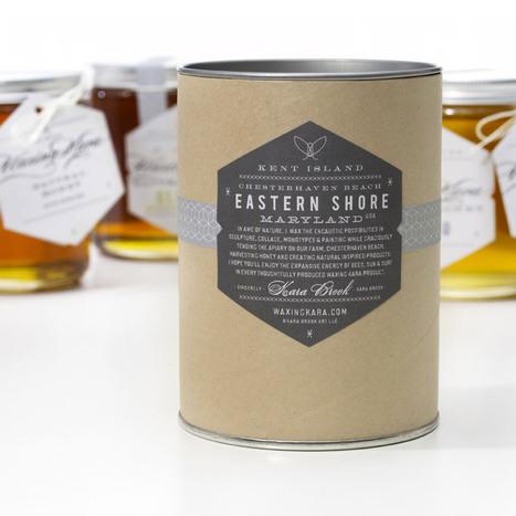 Waxing Kara Designed by Funnel | Packaging Design Ideas | Scoop.it