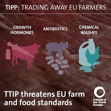 Contadini europei in svendita. Il nuovo report StopTTIP | IWTT Italian World Touch Trades     ... Consulenze Indipendenti | Scoop.it
