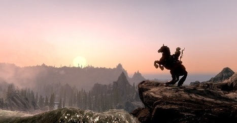 19-year old creates huge Skyrim mod to try and score job at Bethesda - games.on.net | Comic Books, Video Games, Cartoons | Scoop.it