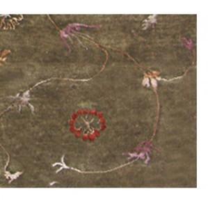 Rugsville Tibetan Green Wool & Silk Rug 13040 - DESIGNER | Discount Area Rugs | Scoop.it