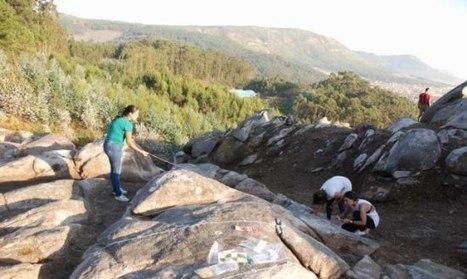 Hallan una fortificación de más de 4.000 años en Galicia | Noticias de Arqueología | Scoop.it