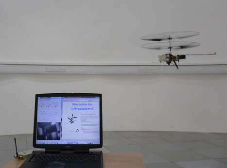 Linux Powers Airborne Bots   Rise of the Drones   Scoop.it