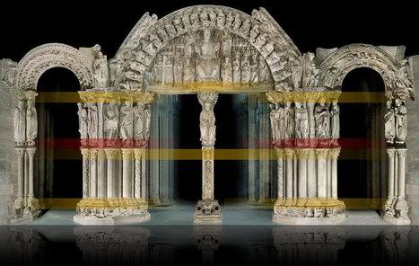Lectura del Pórtico - El Pórtico de la Gloria, Misterio y Sentido (Catedral de Santiago de Compostela) | Rebollarte | Scoop.it
