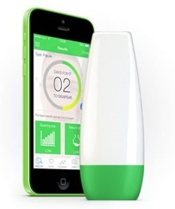 ScanZ launches fundraising campaign for device to monitor acne at home | e-santé | Scoop.it