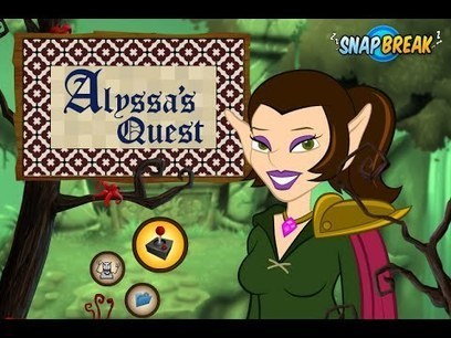 Alyssa's Quest-Free Game Online | Drugo Non Balla | Scoop.it