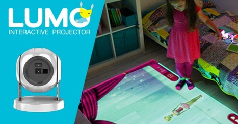 CLICK HERE to support Lumo Interactive Projector | A Random Collection of sites | Scoop.it