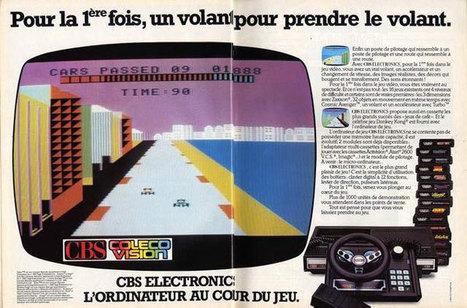 40 ans de publicité vidéoludique en images   Le Jeu de Rôle   Scoop.it