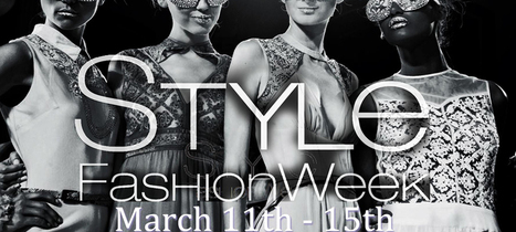STYLE FASHION WEEK LA RETURNS TO THEIR 5TH SEASON THIS MARCH! | Best of the Los Angeles Fashion | Scoop.it