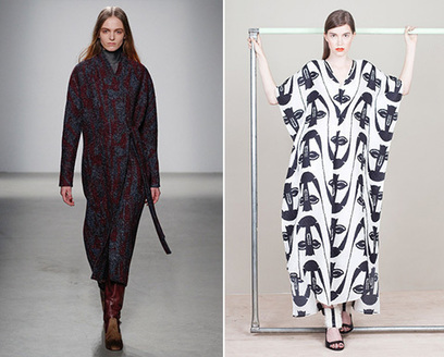 Art-Teacher Chic: The Trend That Takes Oversize, Modest, and Comfortable ... - Style.com | Technology in Art And Education | Scoop.it