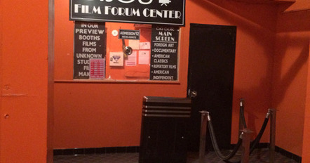 Take a Look Inside the Bijou, the East Village's Hidden Cinema and Sex Den - New York Magazine   Kubrickazed   Scoop.it