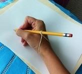 Dès la Petite Section, bien tenir son crayon   Petite enfance   Scoop.it