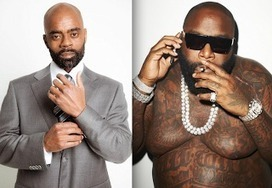 Rhymes with Snitch | Entertainment News | Celebrity Gossip: Freeway Ricky Ross Challenges Rapper Rick Ross to Boxing Match | GetAtMe | Scoop.it