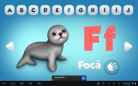 FunABC - Abecedarul romanesc pentru cei mici | DigiPedia.ro | Tabletele in Educatie | Scoop.it